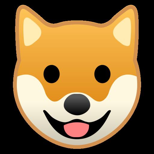 Dog Face Icon Noto Emoji Animals Nature Iconset Google
