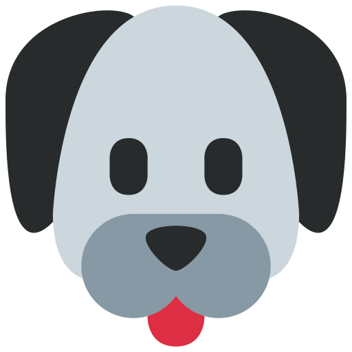 Dog Face Emoji Meaning With Pictures From A To Z