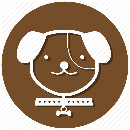 Animal, Dog, Doggy, Face, Head, Pet, Pet Shop Icon