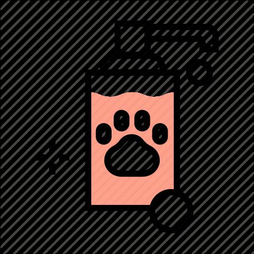 Animal, Dog, Grooming, Pet, Shampoo, Soap, Wash Icon