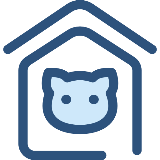 Doghouse, Buildings, Tools And Utensils, Dog House, Dog, Kennel Icon
