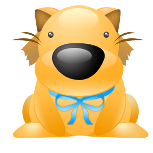 Cute Puppy Icon Download Free Icons