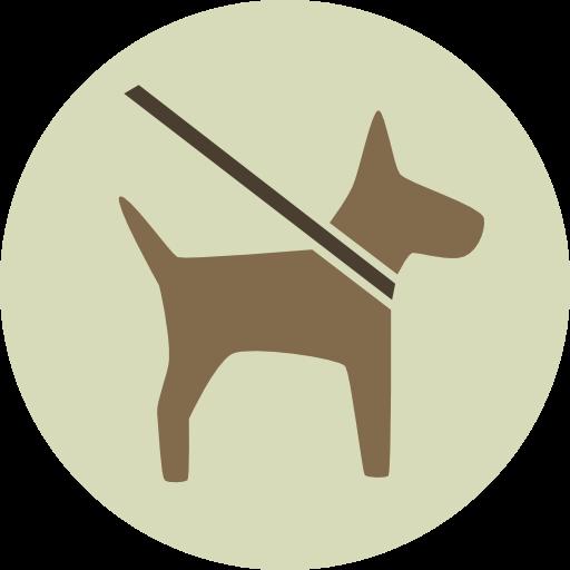 Dog, Pet, Animals, Routine, Walking The Dog Icon