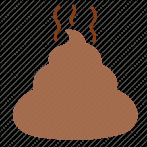 Crap, Cream, Miscellaneous, Poo, Poop, Shit Icon