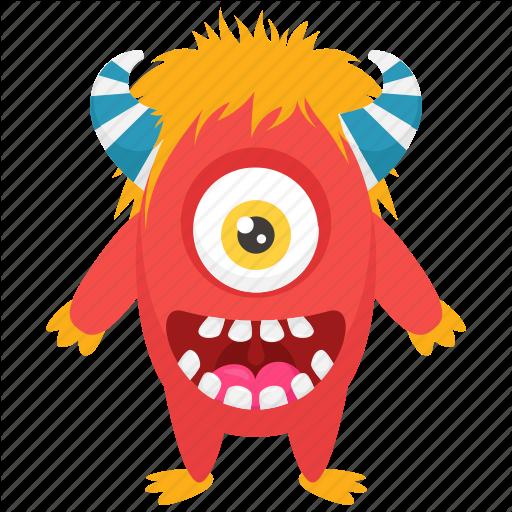 Dojo Cartoon, Dojo Cartoon Character, Dojo Monster, Monster