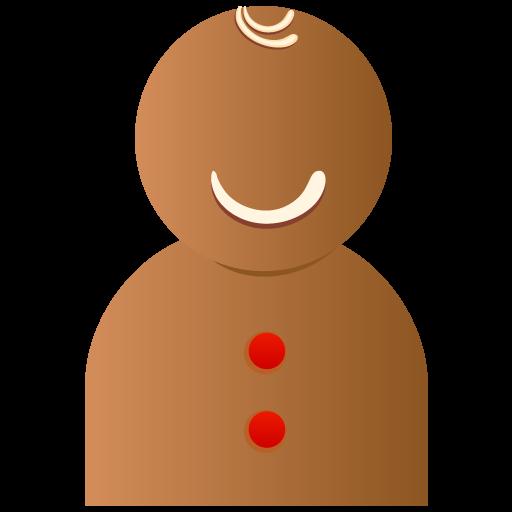 Xmas Doll Icon Christmas People Iconset Dapino