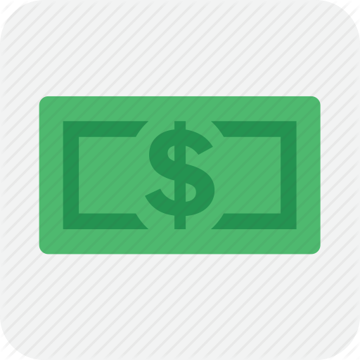 Bill, Bills, Cash, Dollar, Dollar Bill, Dollarbill, Money Icon