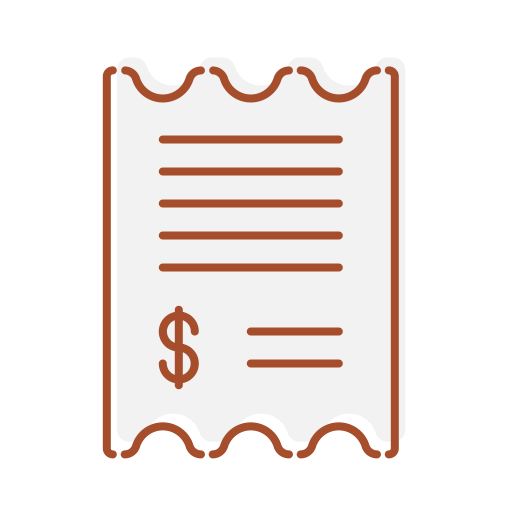 Bills, Money, Dollar, Dollar Note, Business, Dollar Bill Icon