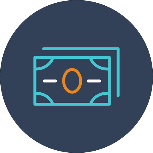 Dollar, Bill, Money Icon Free Of Linear Finance Icons