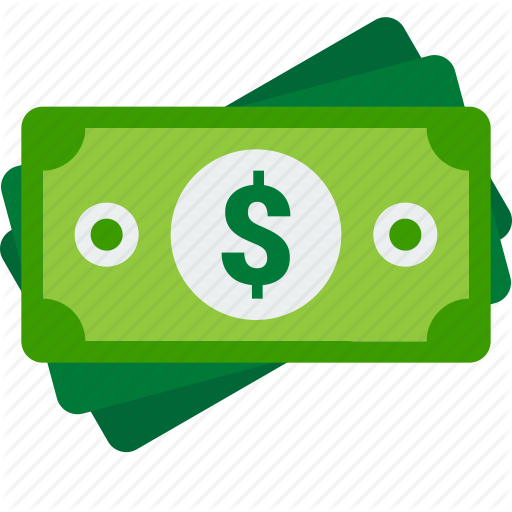Bill, Cash, Dollar, Greenback, Money, Paper, Payment Icon