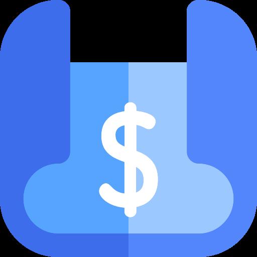 Dollar Bank Png Icon