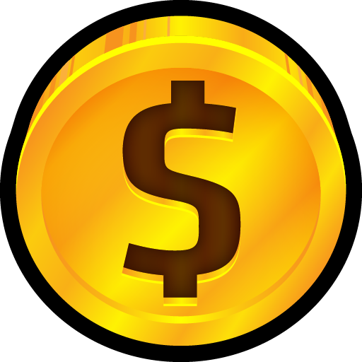 Cent, Ecommerce, Currency, Coin, Quarter, Price, Dollar Icon