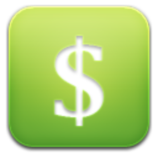 Cropped Dollar Sign Icon