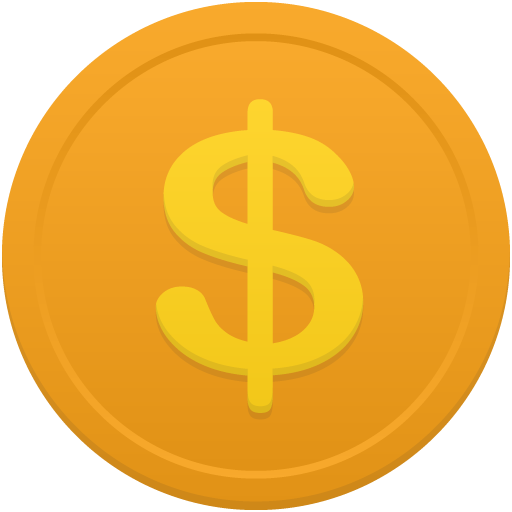 Coin, Us, Dollar Icon Free Of Flatastic Icons