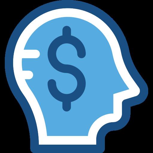 Dollar Head Png Icon
