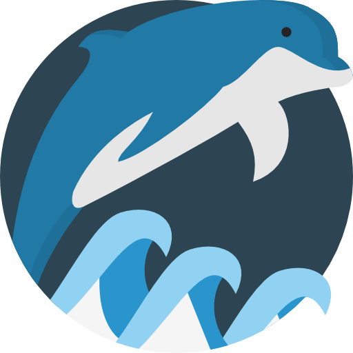 Dolphin, Browser Icon