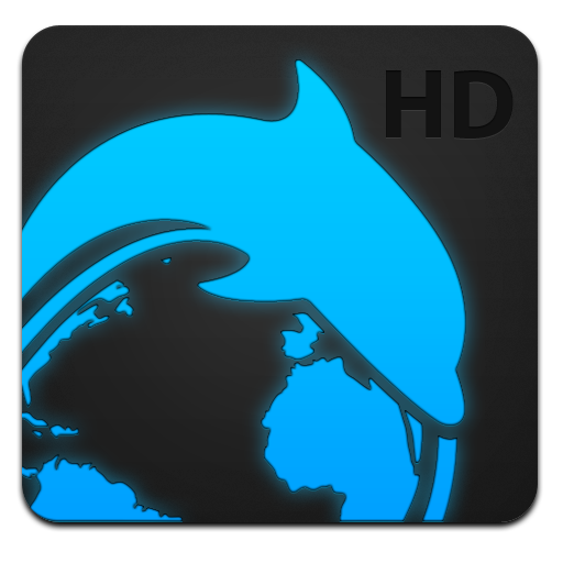Dolphin, Hd, Ice Icon