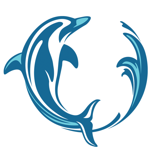 Cropped Bluedolphinsite Icon Globe Blue Dolphin