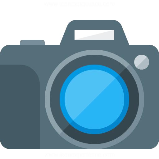Iconexperience G Collection Camera Icon