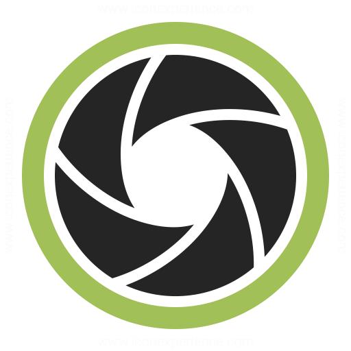 Shutter Icon Iconexperience