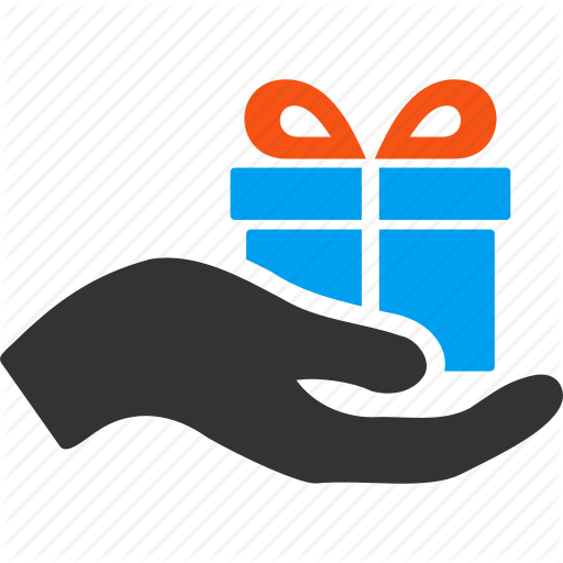Box, Donation, Free, Gift, Offer, Present, Prize Icon