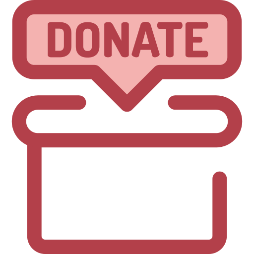Donate Box Png Icon