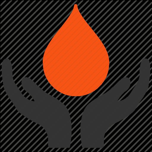 Orange, Hand, Font, Transparent Png Image Clipart Free Download