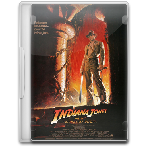 Indiana Jones And The Temple Of Doom Icon Movie Mega Pack