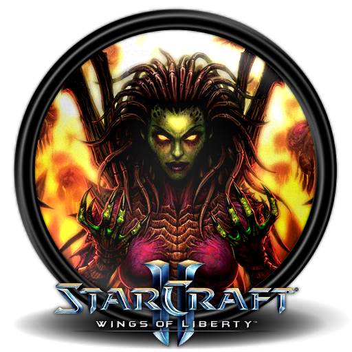 Starcraft Icon Mega Games Pack Iconset Exhumed
