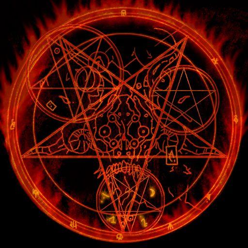 Pentagram Art Devil Pentagram The Devil Has My Soul