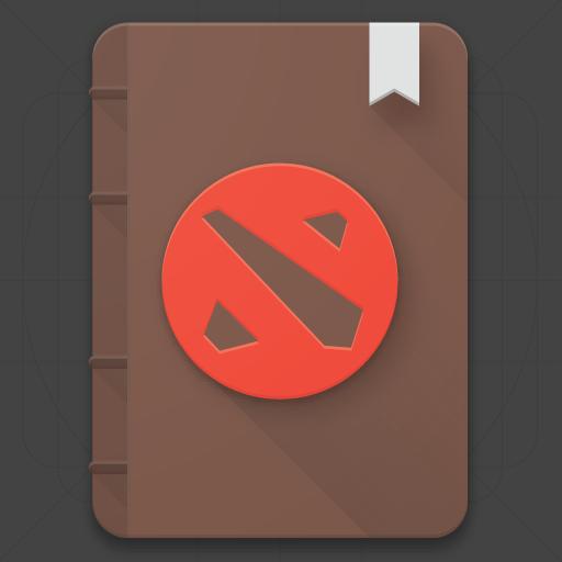 Dota Wiki App Icon On Behance