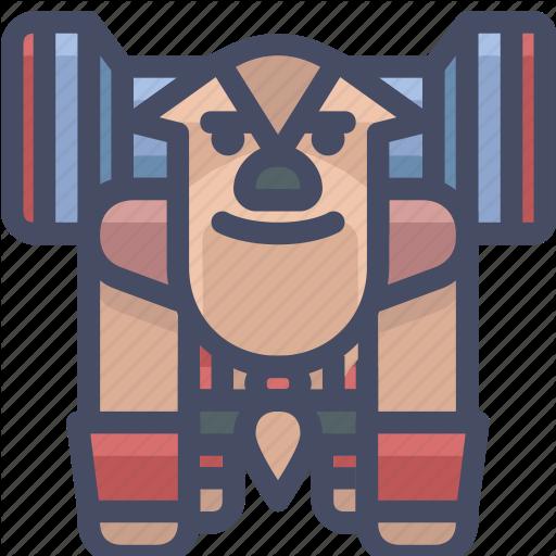 Dota, Earthshaker, Warcraft Icon