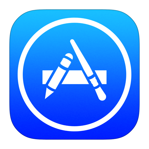 App Store Icon Style Iconset Iynque
