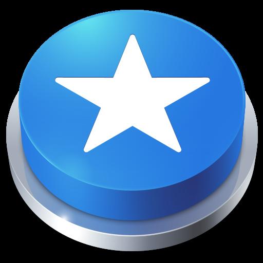 Button, Favorites Icon