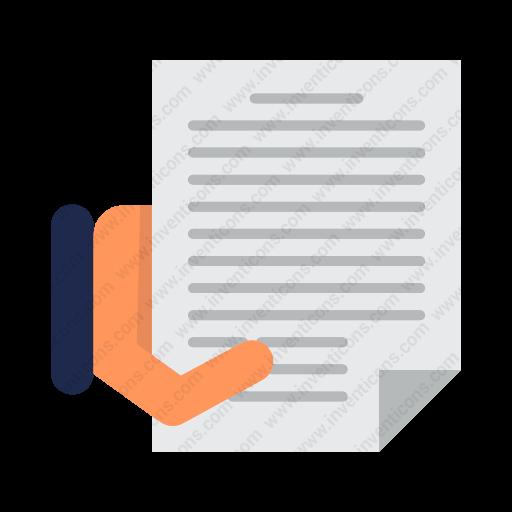 Download Document Icon Inventicons