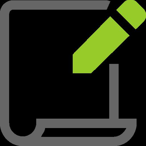 Write, Document Icon Free Of Mini Icons