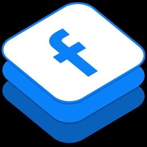 Facebook Icon Style Social Iconset Designbolts
