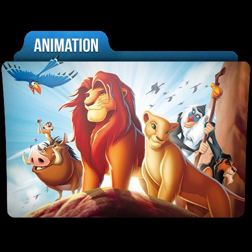 Animation Icon Movie Genres Folder Iconset Limav