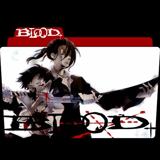 Blood Folder Icon Movie, Tv Show, Anime, Game Folder Icon