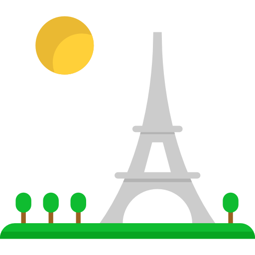 Paris Clipart Icon For Free Download And Use In Presentations