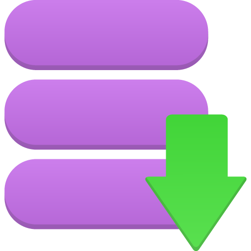 Data Download Icon Flatastic Iconset Custom Icon Design