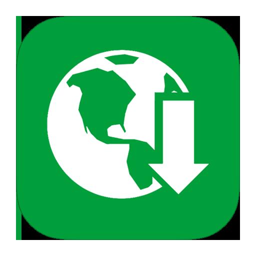 Metroui Apps Download Manager Icon Style Metro Ui Iconset