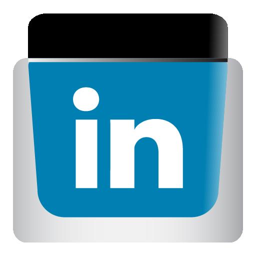 Nail, Polish, Social, Media, Linkedin, Icons Png