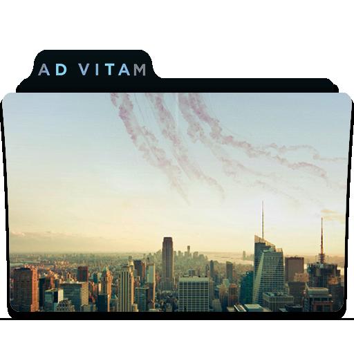 Ad Vitam Folder Icon