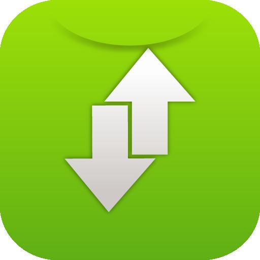 Arrows Icon Wilmington Downtown App