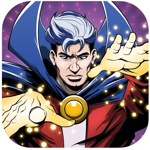Create Your Own Super Hero For Dr Magic Strange