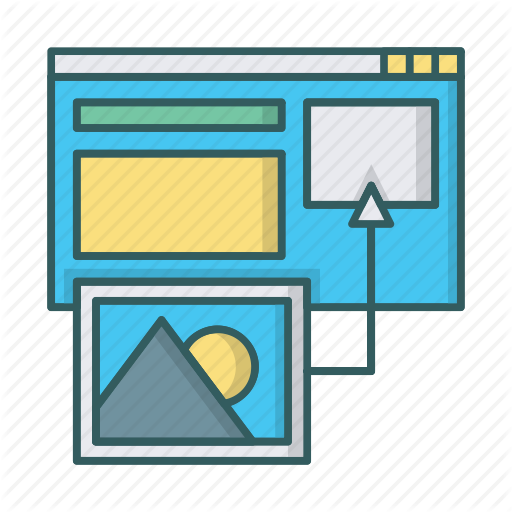 Add Image, Cms, Drag And Drop, Image, Interface, Module, Website Icon
