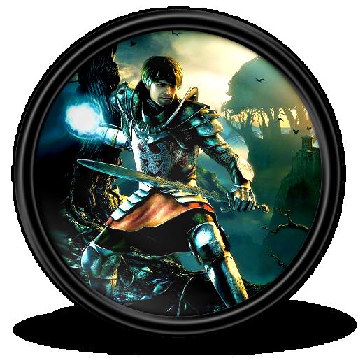 Gothic Arcania Icon Mega Games Pack Iconset Exhumed