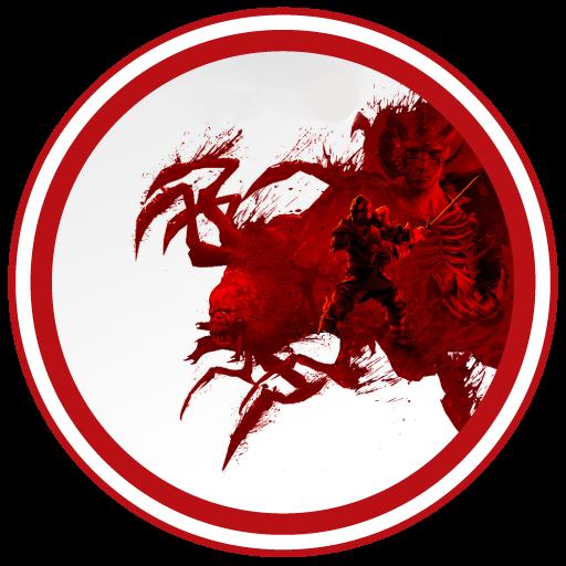Dragonage,origins,awakening Pngicoicns Free Icon Download