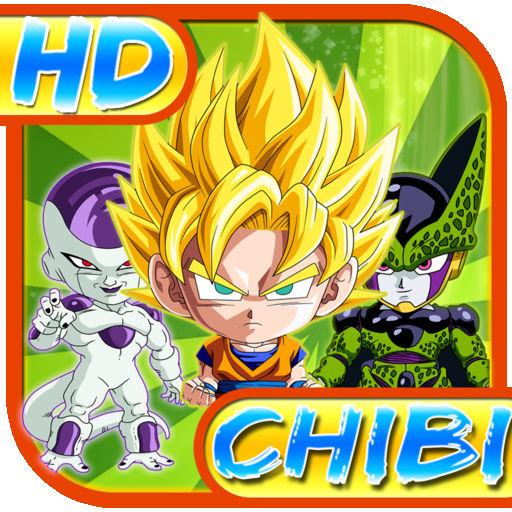 Chibi Tap Battle Hd For Dragon Ball Z